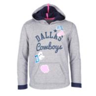 Dallas Cowboys Girls Holly Hoody