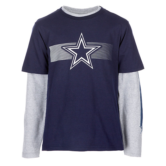 Dallas Cowboys Youth Jammer 3-in-1 Combo Tee