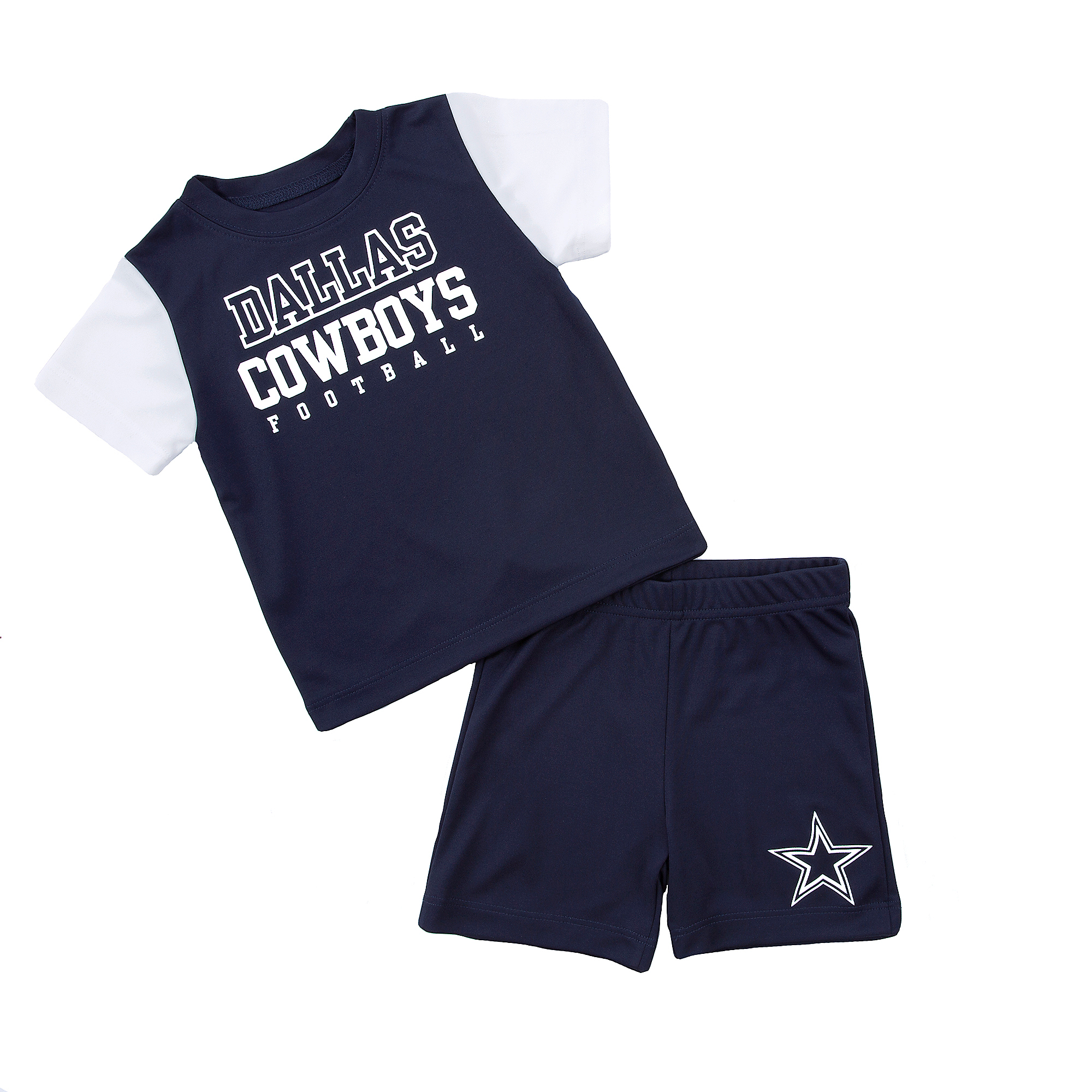 Dallas Cowboys Infant Jordans Set