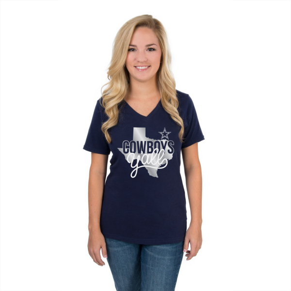 Dallas Cowboys Kit Short Sleeve Tee