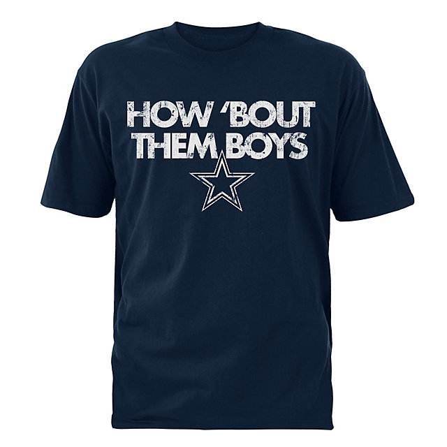 Dallas Cowboys Youth Like A Star Tee
