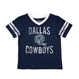 Dallas Cowboys Toddler Lincoln Tee