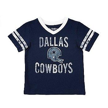 Dallas Cowboys Infant Lincoln Tee