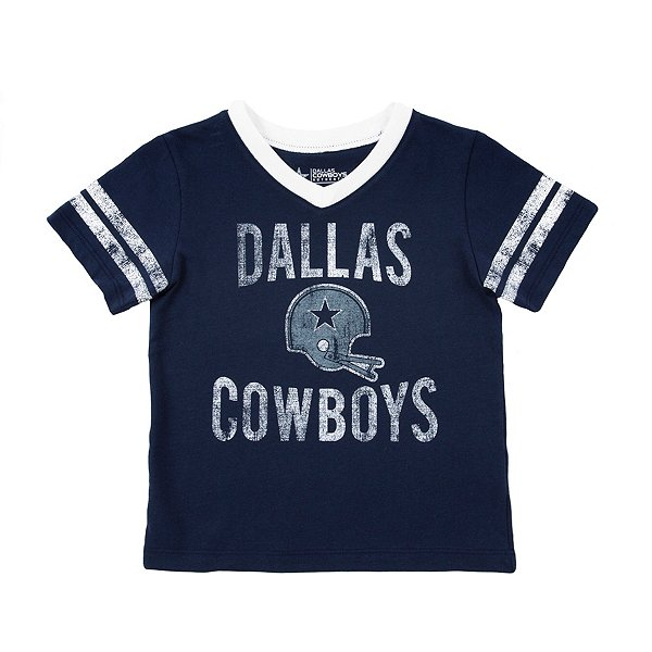 Dallas Cowboys Infant Lincoln Tee
