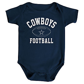 Dallas Cowboys Infant Natural Talent Bodysuit