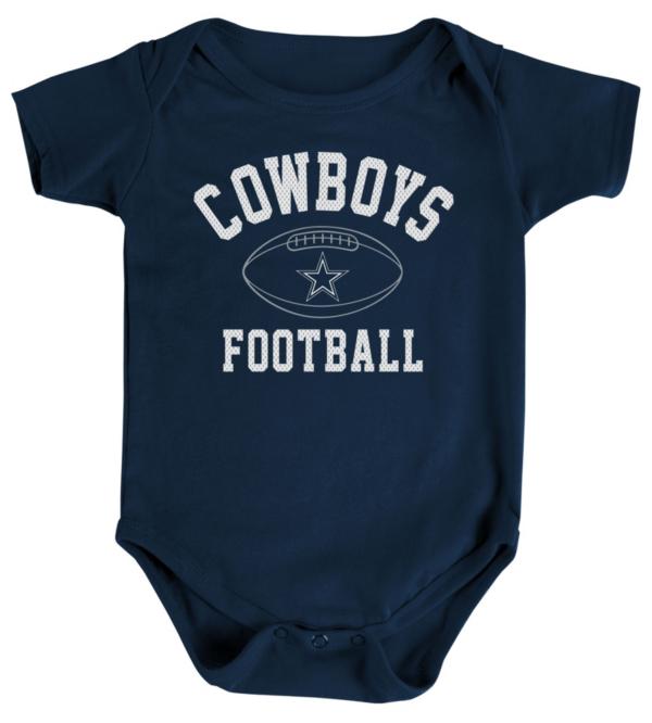 Dallas Cowboys Infant Natural Talent Bodysuit