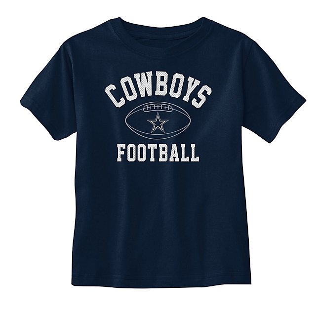 Dallas Cowboys Toddler Natural Talent Short Sleeve Tee