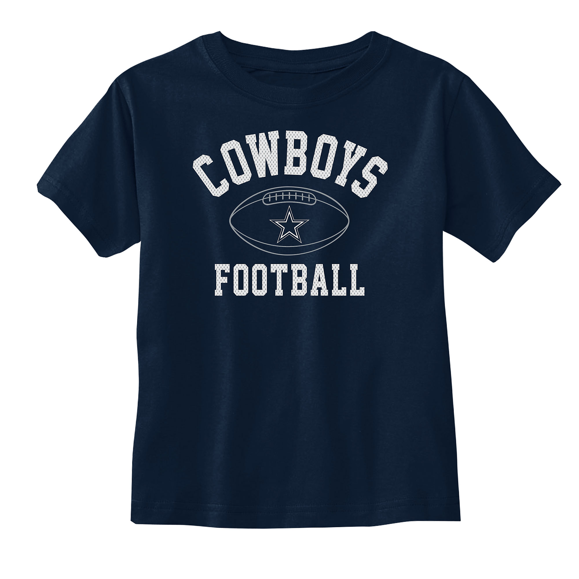Dallas Cowboys Toddler Natural Talent Short Sleeve Tee