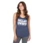 Dallas Cowboys Practice Glitter Tank