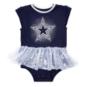 Dallas Cowboys Infant Prissy Bodysuit