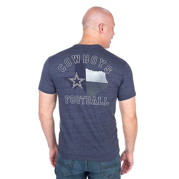 Dallas Cowboys Mens Proud Texan Tee