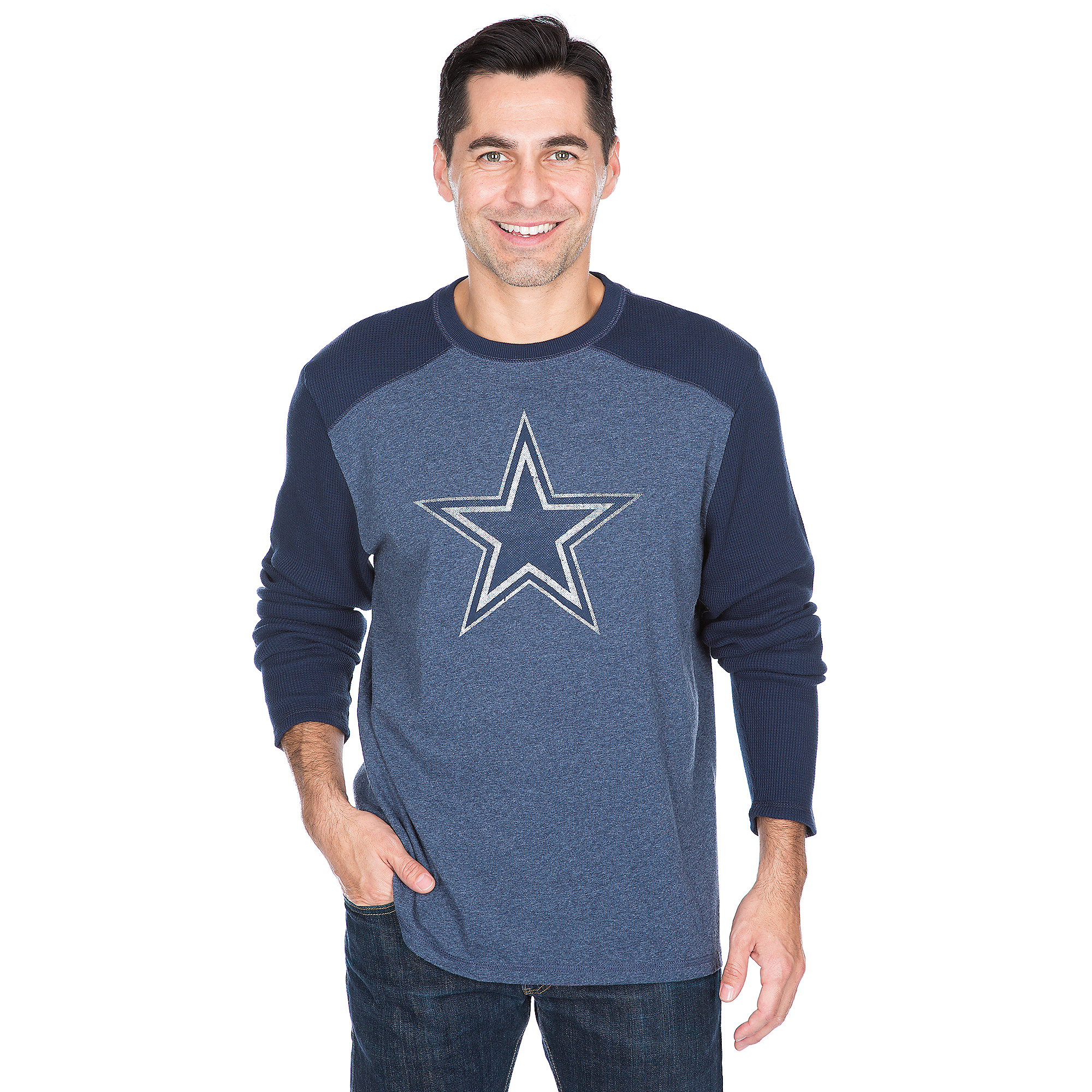 Dallas Cowboys Reggie Long Sleeve Tee  e3b04475f