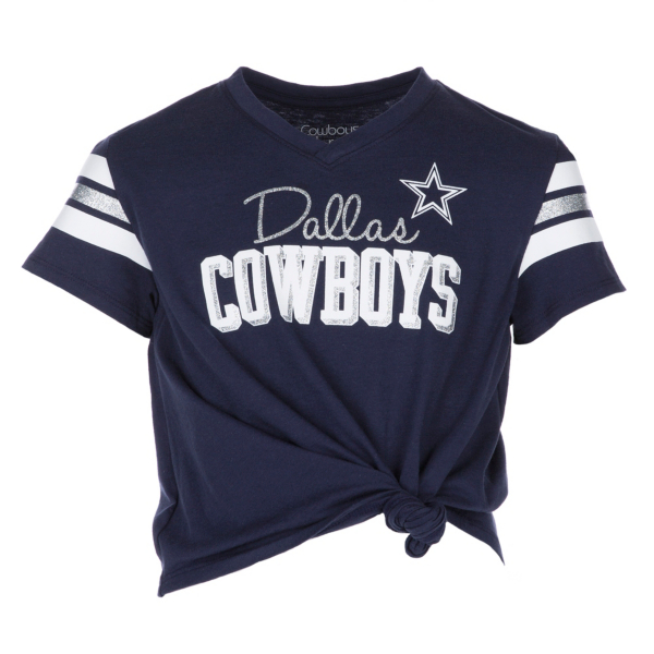 Dallas Cowboys Girls Sammie Tee