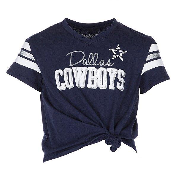 Dallas Cowboys Girls Sammie Tee