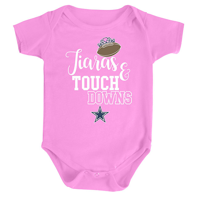 Dallas Cowboys Infant Tamara Bodysuit