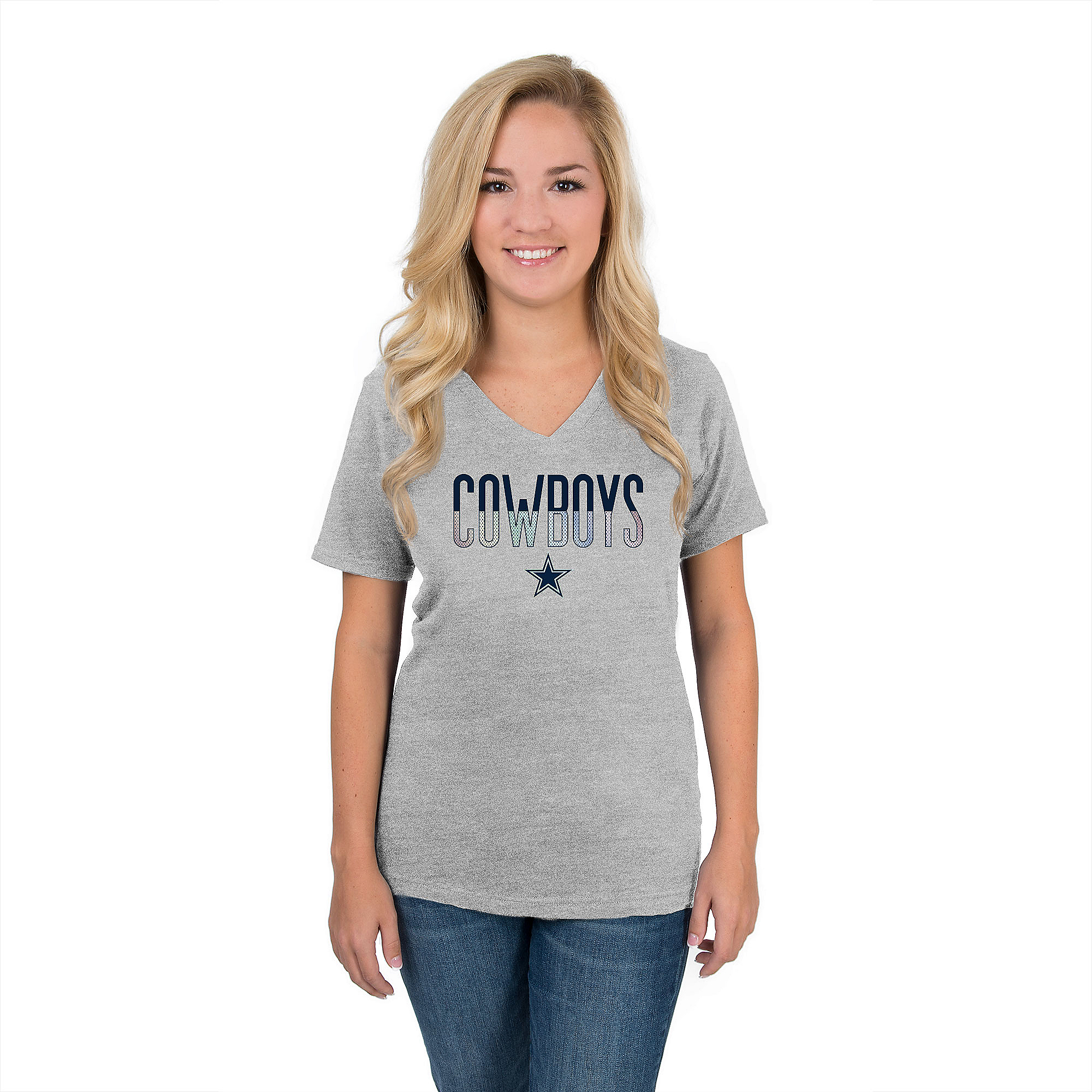 Dallas Cowboys Tumbler Tee