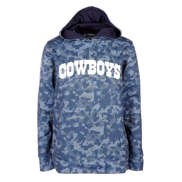 Dallas Cowboys Youth Zaide Hoodie