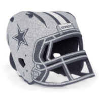 Dallas Cowboys Foam Helmet