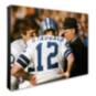 Dallas Cowboys Staubach/Landry Canvas