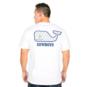 Dallas Cowboys Vineyard Vines Helmet Whale Fill Tee