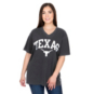 Texas Longhorns Arch V-Neck Short Sleeve T-Shirt