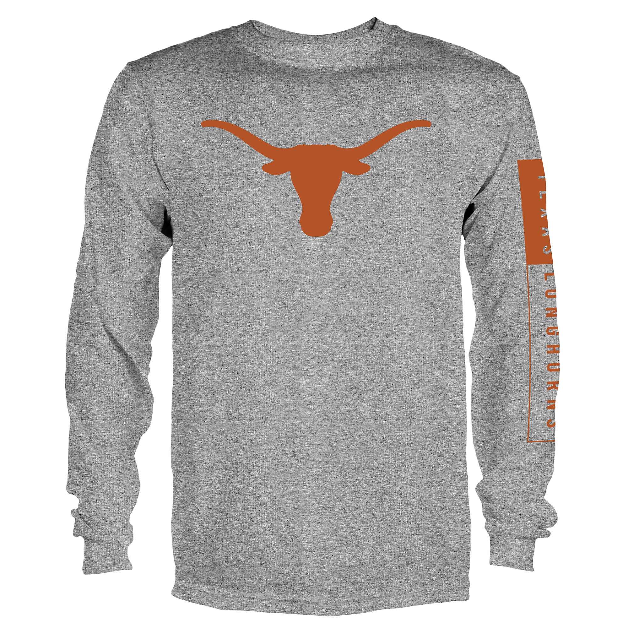 Texas Longhorns Blockade Long Sleeve Tee