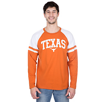 Texas Longhorns Gaucho Long Sleeve Tee