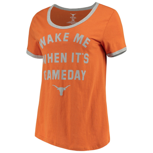 Texas Longhorns Womens Gina Lounge Set