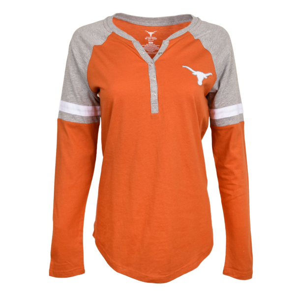 Texas Longhorns Nilly Long Sleeve Tee