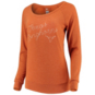 Texas Longhorns Womens Pericles Top