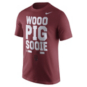 Arkansas Razorbacks Nike Local Verbiage Tee
