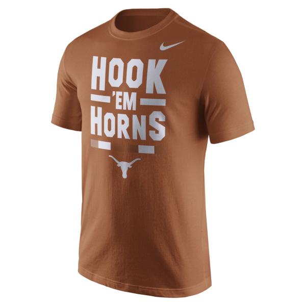 Texas Longhorns Nike Local Verbiage Tee
