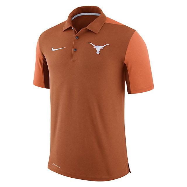 Texas Longhorns Nike Team Polo