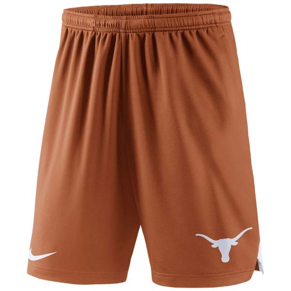 Texas Longhorns Nike Knit Short
