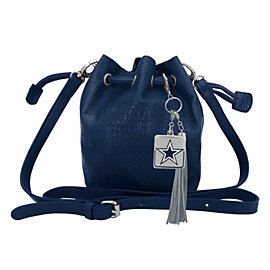Dallas Cowboys Charming Mini Bucket Bag