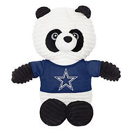 Dallas Cowboys Corduroy Plush Panda