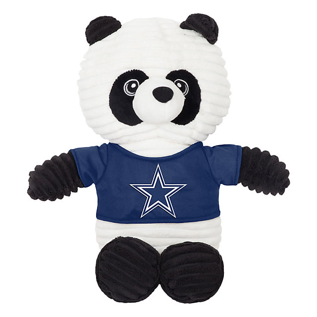 Dallas Cowboys Corduroy Plush Panda
