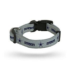 Dallas Cowboys Pet Collar - Large