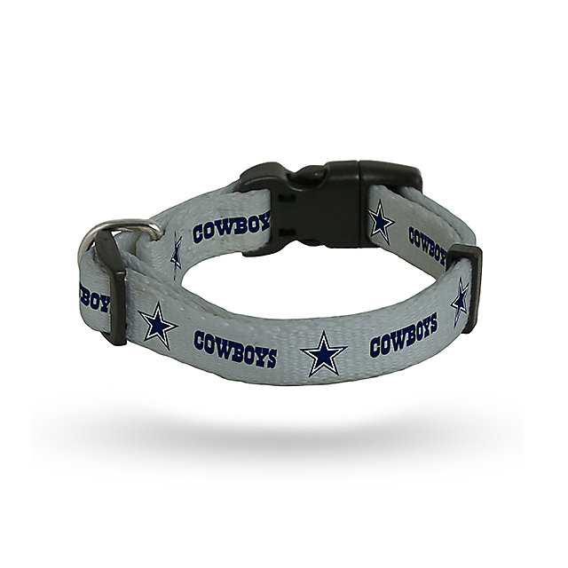 Dallas Cowboys Pet Collar - Large