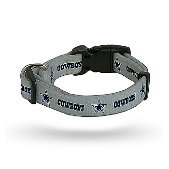 Dallas Cowboys Pet Collar - Small