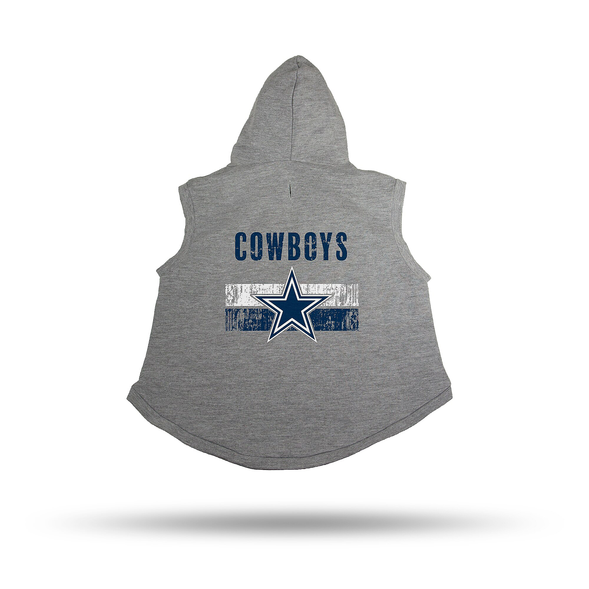 Dallas Cowboys Pet Hoodie - Large