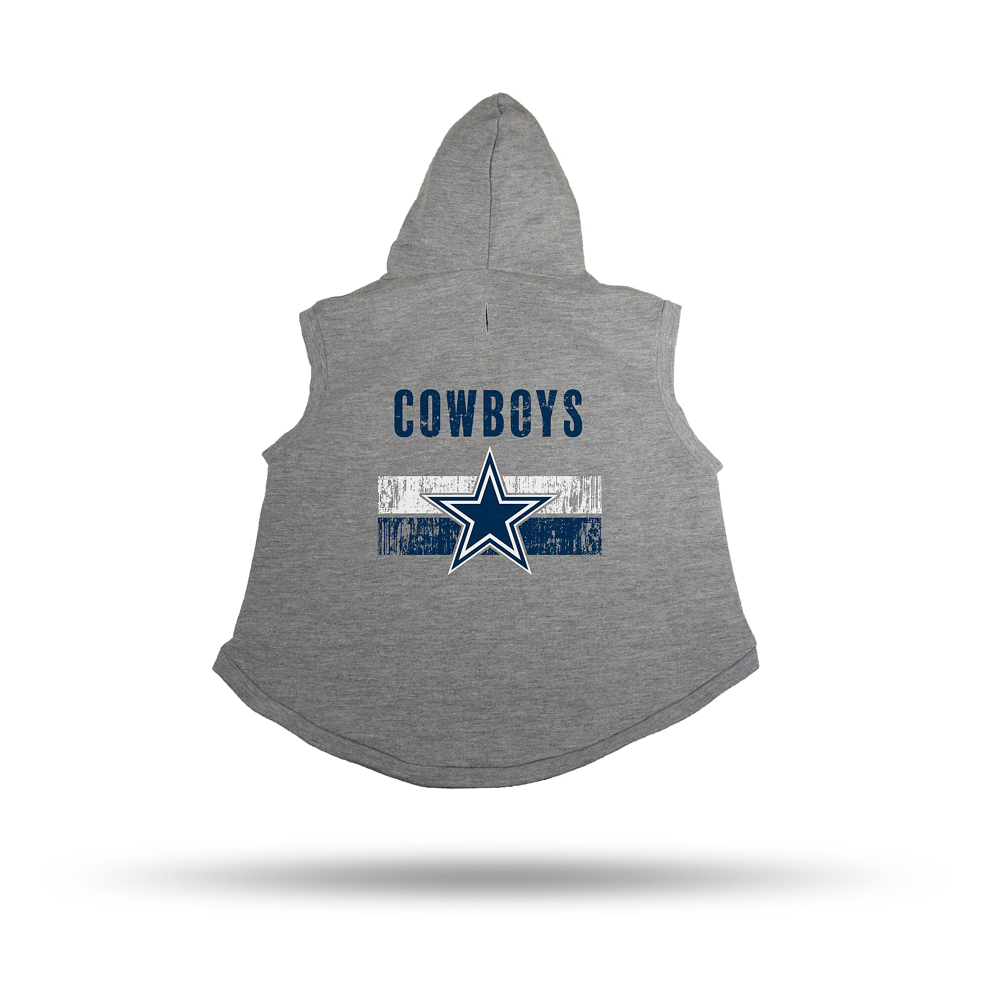 Dallas Cowboys Pet Hoodie - Medium