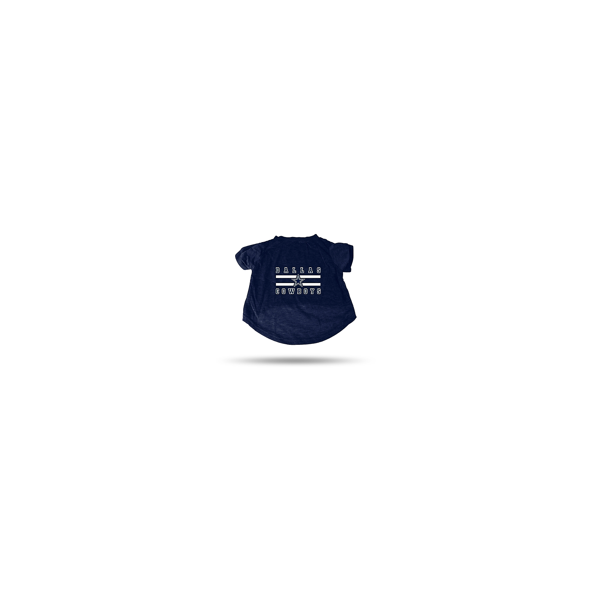 Dallas Cowboys Pet Shirt - Large