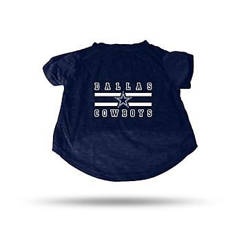 Dallas Cowboys Pet Shirt - Medium