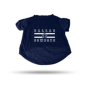 Dallas Cowboys Pet Shirt - Medium
