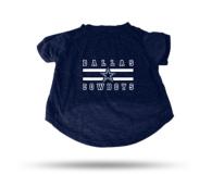 Dallas Cowboys Pet Shirt - Small
