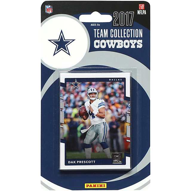 Dallas Cowboys 2017 Donruss Team Set Trading Cards