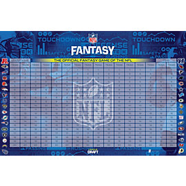 Dallas Cowboys NFL Fantasy Football Draft Kit