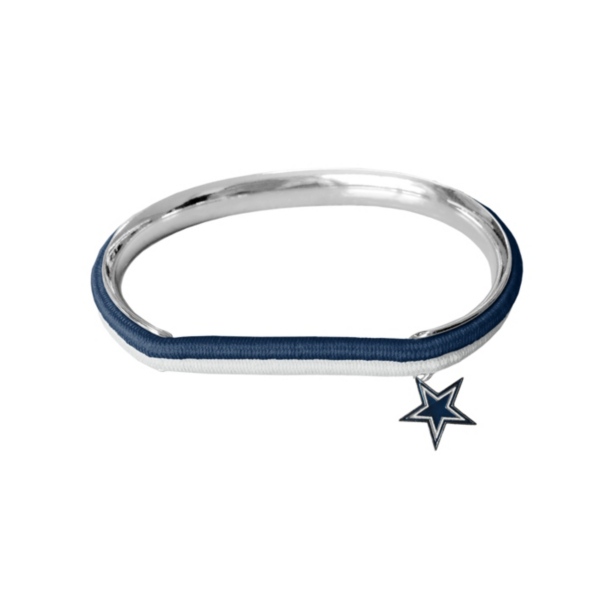 Dallas Cowboys Hair Tie Bangle