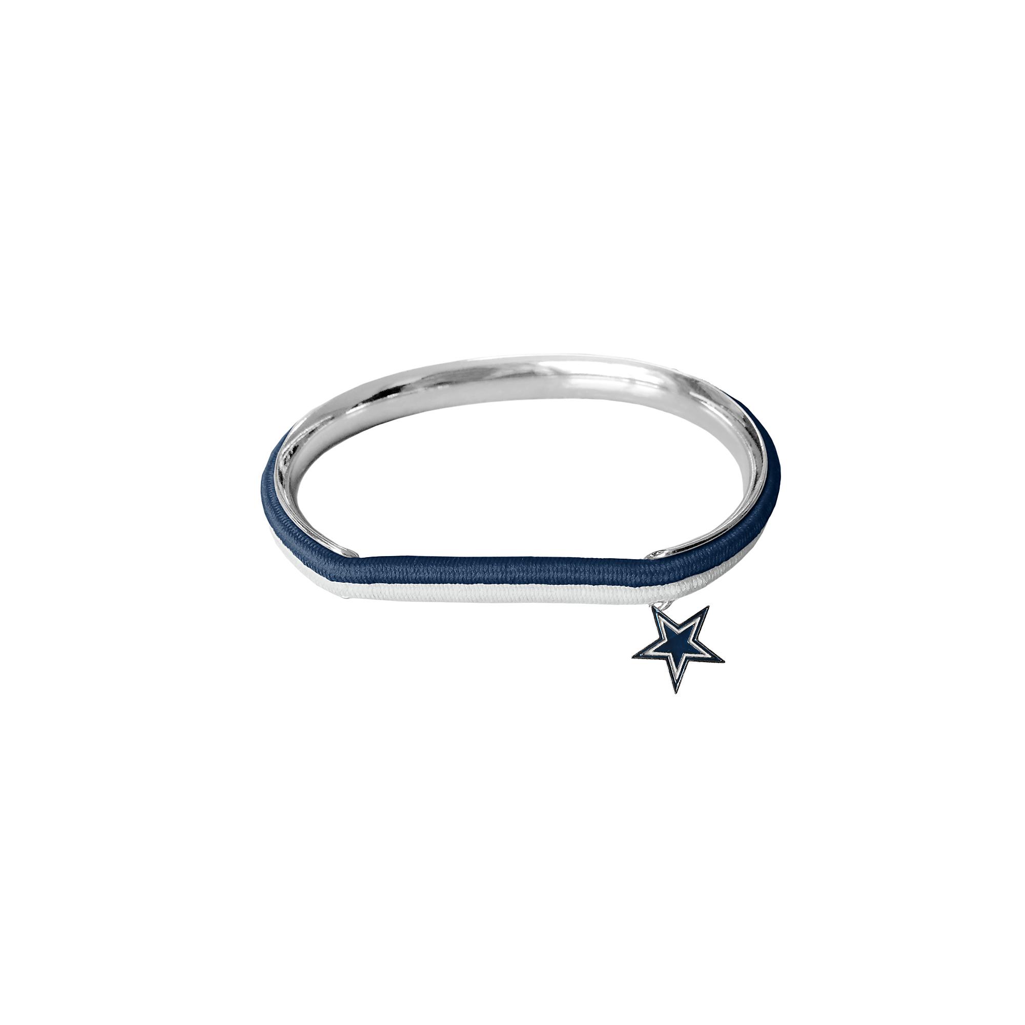 Dallas Cowboys Hair Tie Bangle